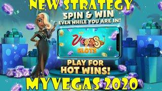 MyVegas Slots App Betting Strategy 2020 screenshot 1
