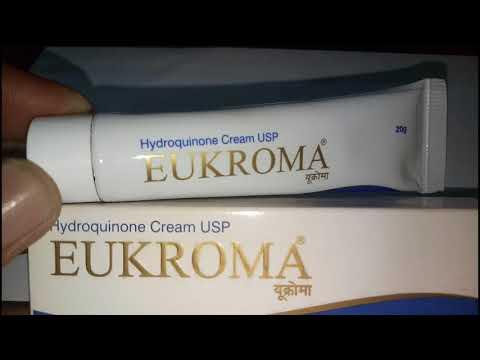Eukroma Cream full review in hindi अपने चेहरे को गोरा कैसे बनाए