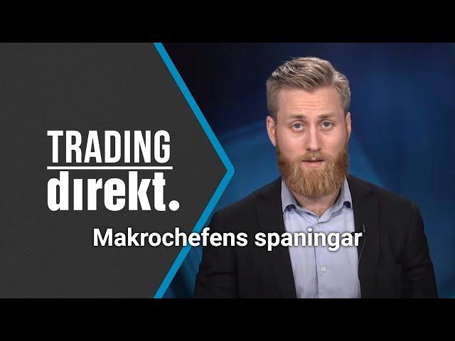 Trading Direkt 2020-10-06: Börssnyheter, teknisk analys & makrochefens spaning