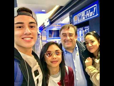 TEAM  MAYWARD ABROAD