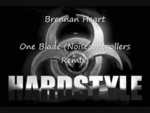 Brennan Heart - One Blade (Noisecontrollers Remix) (FULL)