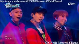 [MR Removed] 161013 BTS (?????) - 21st Century Girls [MR??] [Comeback Stage M COUNTDOWN]