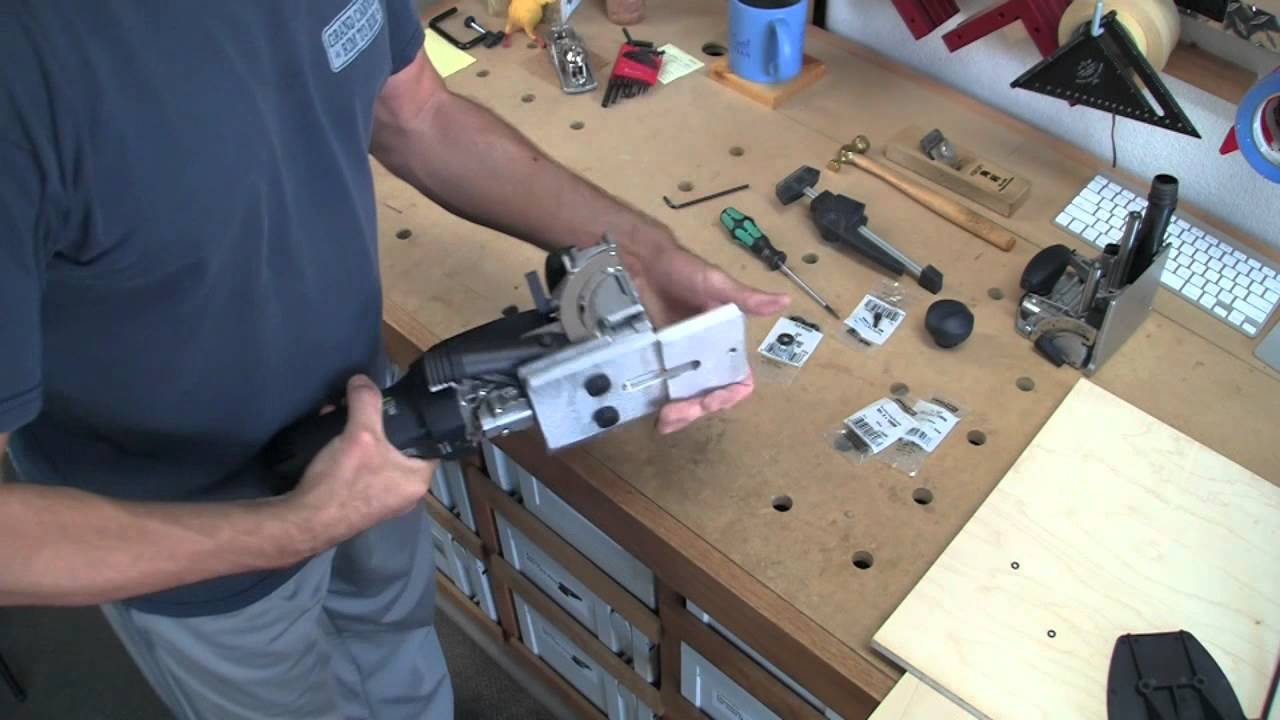Festool Domino Joiner Review