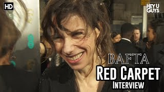 Sally Hawkins (The Shape of Water) - BAFTA Awards 2018 Red Carpet Interview