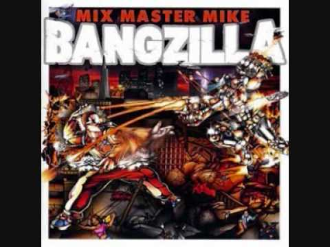 Mix Master Mike - Tranzmission mp3