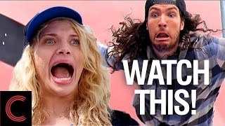 Watch This! Ultimate Skate Park Disaster with Shonduras