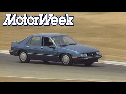1989 Chevrolet Corsica 5 Door Sedan | Retro Review