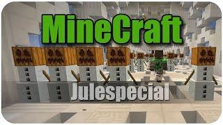 Dansk Minecraft - Julespecial - Minigames Med SlizeDK Og Vercinger