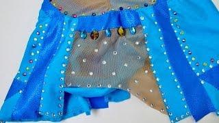 как пришить юбочку на купальник для гимнастики 2(, 2015-10-20T14:57:15.000Z)