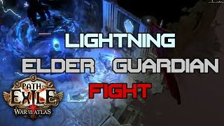 "Lightning Elder Guardian Fight - ""The Eradicator"" in Red Tier Maps"