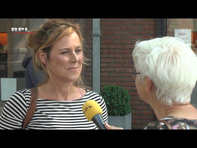 Roos met films en oma - Spiegel van Woerden - RPL TV Woerden 25 juni 2018