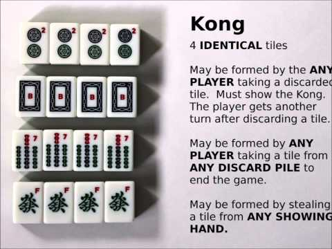 tutorial on how to play american mahjong