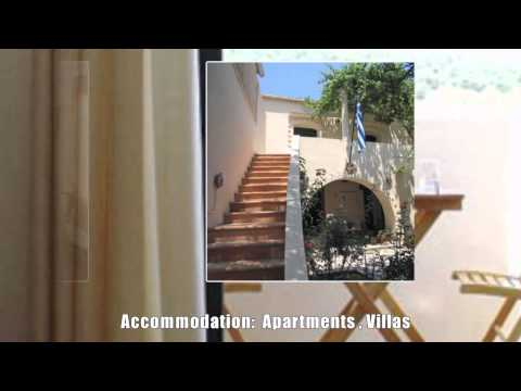Orestis Hotel Video - Chania Crete Hotels, Apartments & Holiday Villas