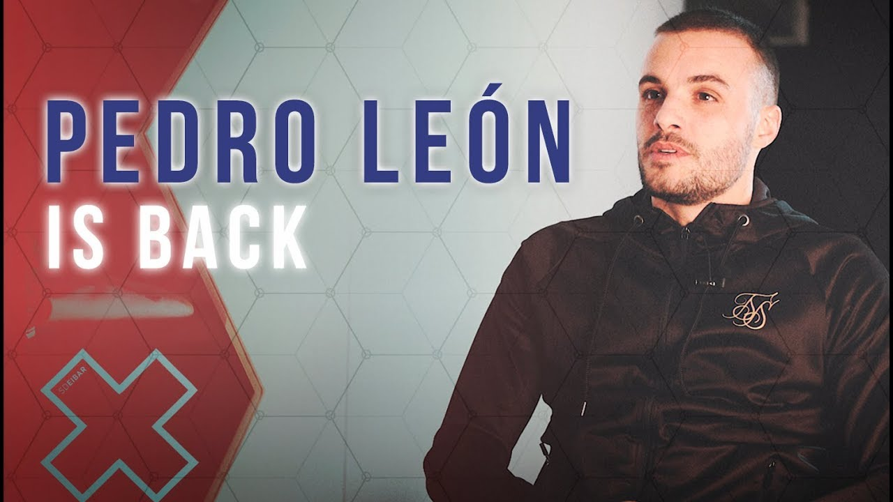 Pedro León is back in Eibar