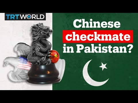 China Comes To Pakistan's Defence
