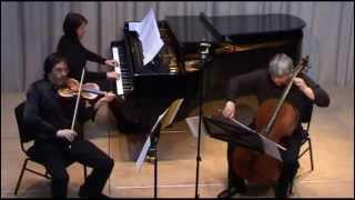 Amael Piano Trio Live in London