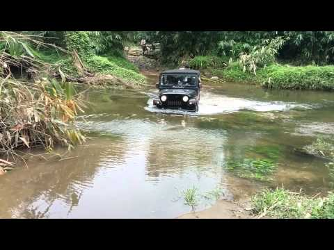 Old Aluva Munnar Road off-road expedition...