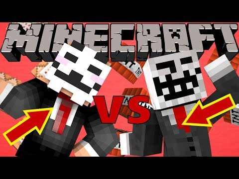 LEGENDARY HACKER VS SUPER TROLL  - Minecraft