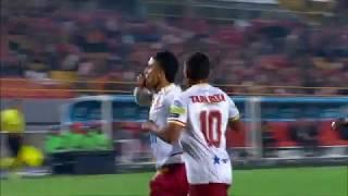 Santa Fe vs Tolima (Gol de Daniel Cataño) Liga Aguila 2018-II | Cuartos Ida