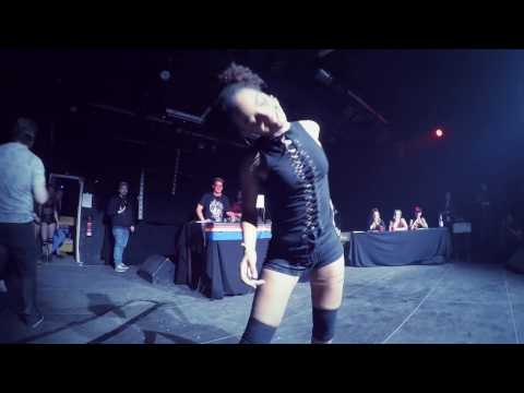German Dancehall Queen Contest 2017 - Round 1 Nay Dash Out