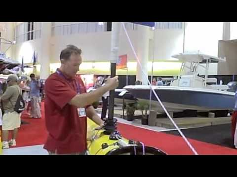 FLIBS2010: Your Cruising Editor Reviews the TRIAK: Your Cruising Editor finds the coolest new watercraft at the Fort Lauderdale International Boat Show - 2010. Check out TRIAK, a cross between a Trimaran and a Kayak!