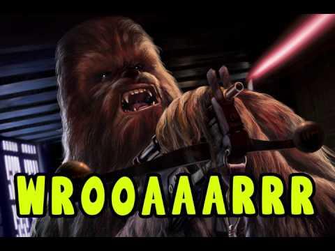 [Star Wars] Chewbacca Sound Effect [Free Tone Download]