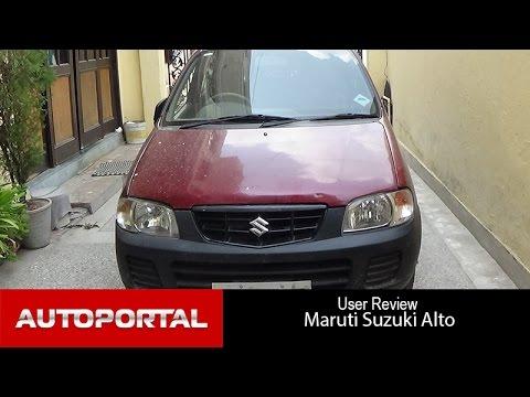 Maruti Suzuki Alto User Review  'good mileage' Auto