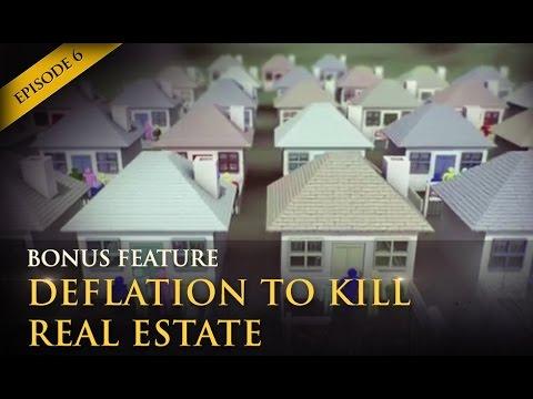 Coming Deflation Will Kill Real Estate Investors