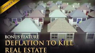 Coming Deflation Will Kill Real Estate Investors