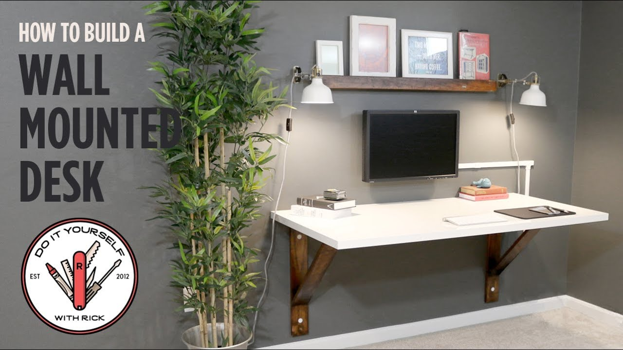 Floating Desk Australia Build A Wall Mounted Desk