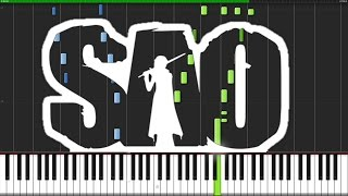 Video Break Beat Bark! - Sword Art Online: Ordinal Scale [Piano Tutorial] (Synthesia) // Yeh-Kun download MP3, 3GP, MP4, WEBM, AVI, FLV Desember 2017