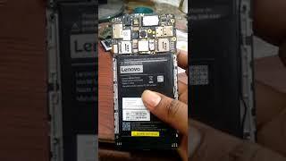 Lenovo K4 Note Hang On Logo