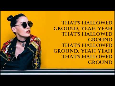 Bishop Briggs - Hallowed Ground - Lyrics video