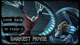 Throwback Breakdown:  The Incredibles- Pixar's Dark Magnum Opus