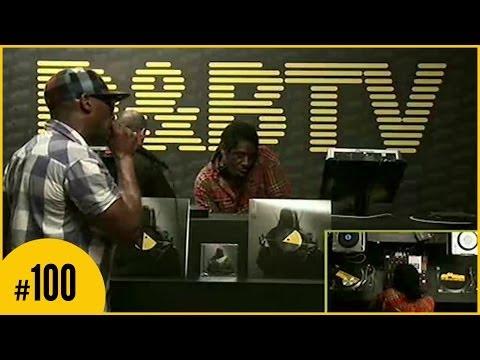 D&BTV Live #100 BRYAN G B2B RUFFSTUFF & SKIBADEE