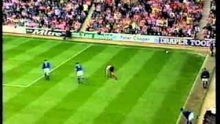 Saints 2-0 Everton 98/99
