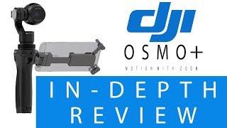 DJI Osmo Plus - In-depth Real Review [4K]