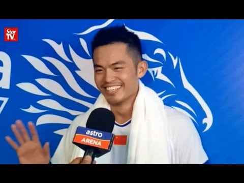 M'sia Open 2017: Support for Lin Dan also growing