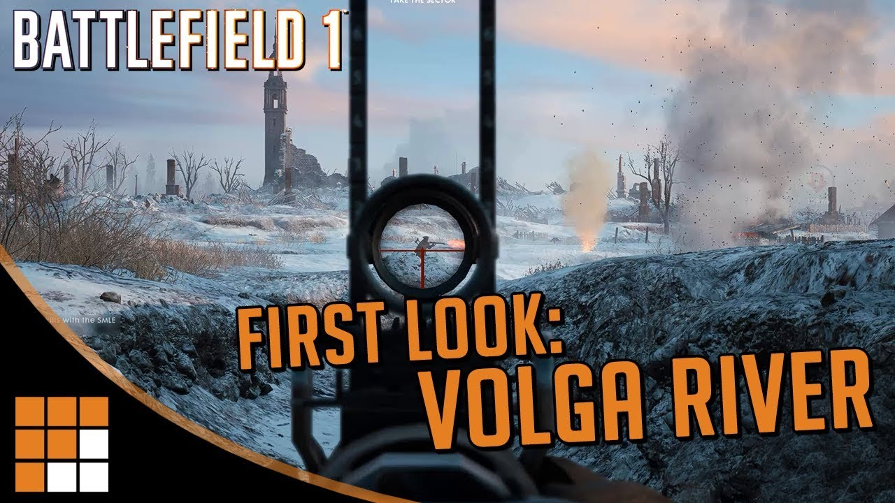 11 Minutes of Volga River Gameplay  New Russian Map With In The