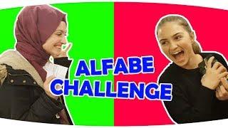 CHALLENGE #1 - Alfabe Eşya Bulma Oyunu | İSTEK VİDEO | Alphabet Challenge | Meydan Okuma Fenomen Tv