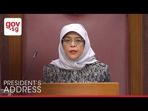 President's Address 2018 - Full Speech