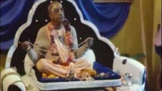 Prabhupada 0350 हम कोशिश कर रहे हैं लोगों को योग्य बनाने के लिए ताकि वे कृष्ण को देख सकें
