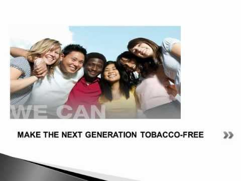 Preventing Tobacco Use Among Youth.wmv