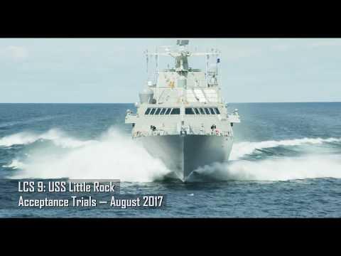 Lockheed Martin USS Little Rock trial