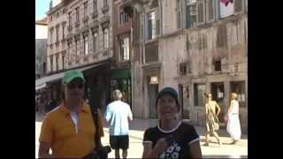 CROATIA_2007  Za neki ulica od Split