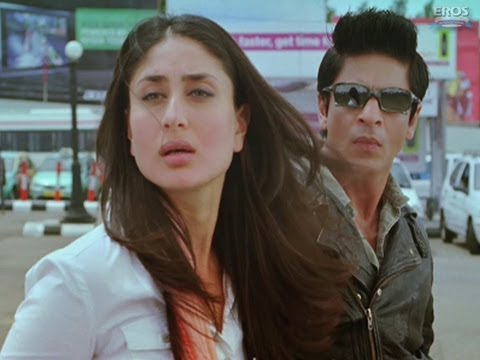 Kareena Kapoor shows her action moves