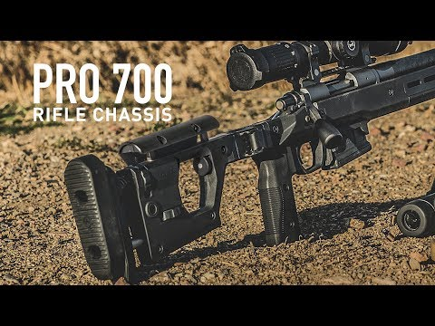 Magpul - Pro 700 Rifle Chassis - YouTube