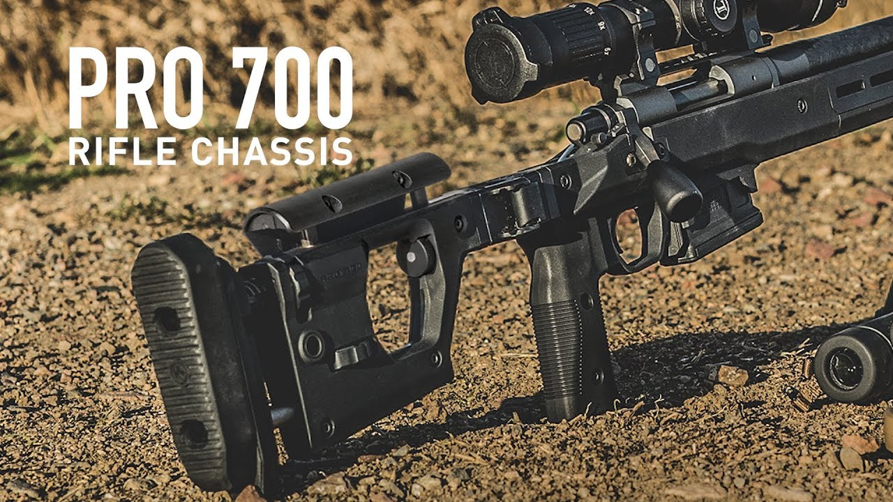 Magpul - Pro 700 Rifle Chassis