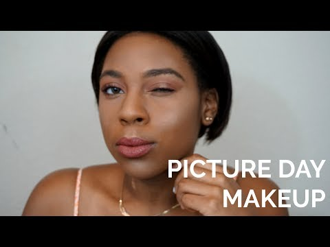 Picture Day/Back to School Natural Makeup Tutorial: ALL DRUGSTORE!| Kylah Mason