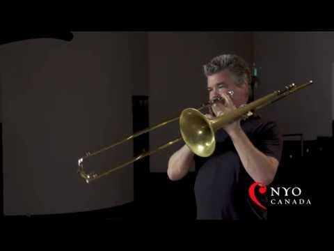 Trombone Tutorial with Peter Sullivan (Part Two)